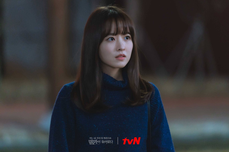 박보영 어느 날 우리 집 현관으로 멸망이 들어왔다   인스티즈