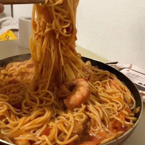 집에서 만드는 스파게티 특징 | 인스티즈