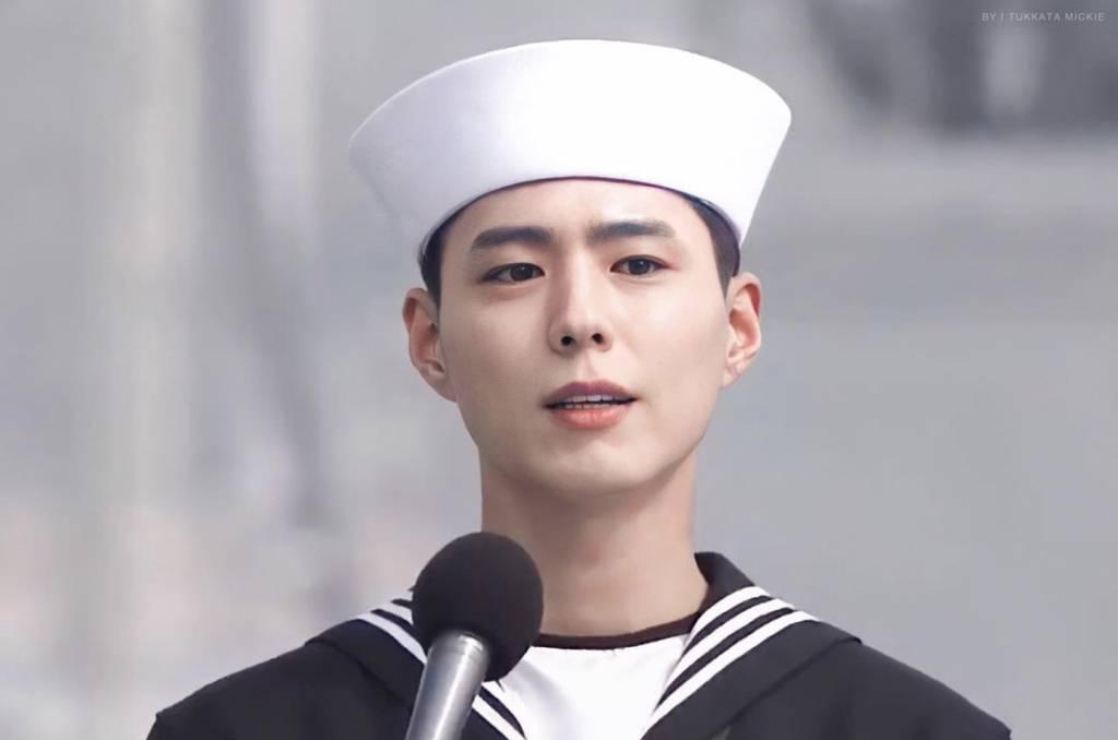 박보검 최근 군대 근황...jpg   인스티즈