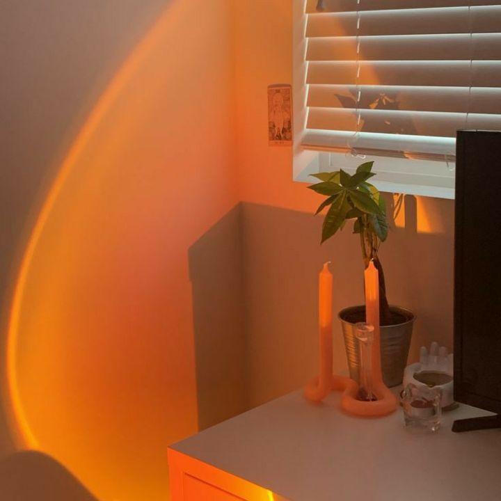 sunset lamp *   인스티즈