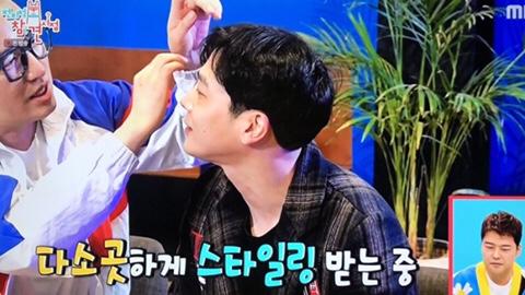 홍석천 전매니저와 현매니저.jpg | 인스티즈