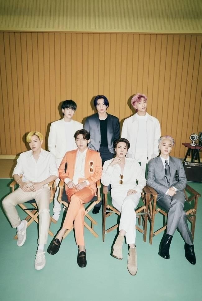 9일(금), 방탄소년단(BTS) 싱글 앨범 'Butter' 발매 | 인스티즈