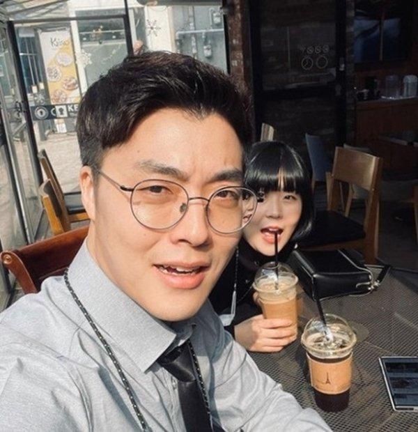 "tvN 측 ""'바람 논란' 하준수♥안가연, '코미디 빅리그' 하차"" (공식입장) | 인스티즈"