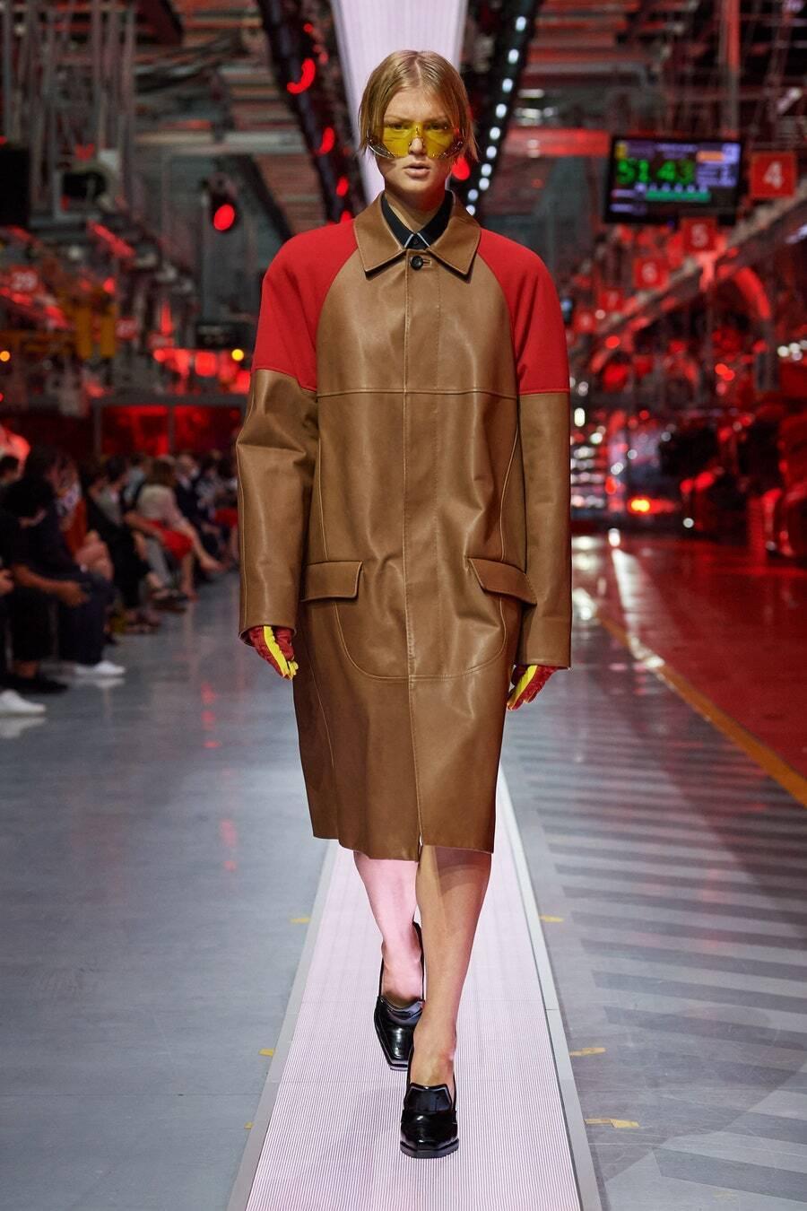 패션 라인 런칭한 페라리 (Ferrari) 오늘 공개한 레디 투 웨어 콜렉션 (스압)   인스티즈