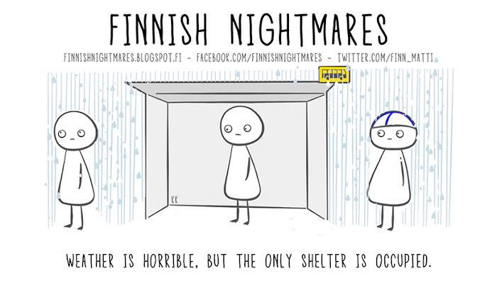 사회적 거리두기가 일상인 핀란드 | 인스티즈