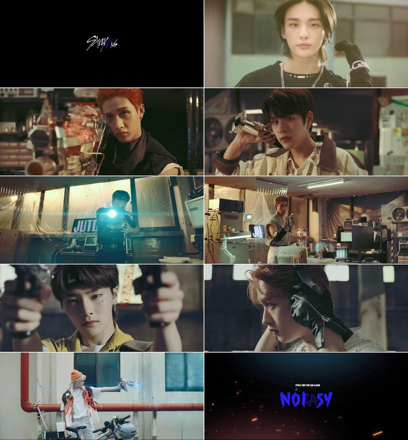 23일(월), 스트레이키즈(Stray Kids) 정규 앨범 2집 '노이지(NOEASY)' 발매 | 인스티즈