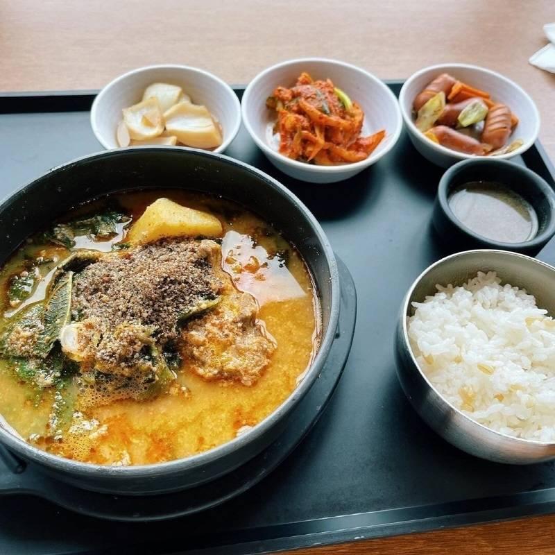 BTS 소속사 구내식당 식단 근황 ㄷㄷㄷ.jpg | 인스티즈