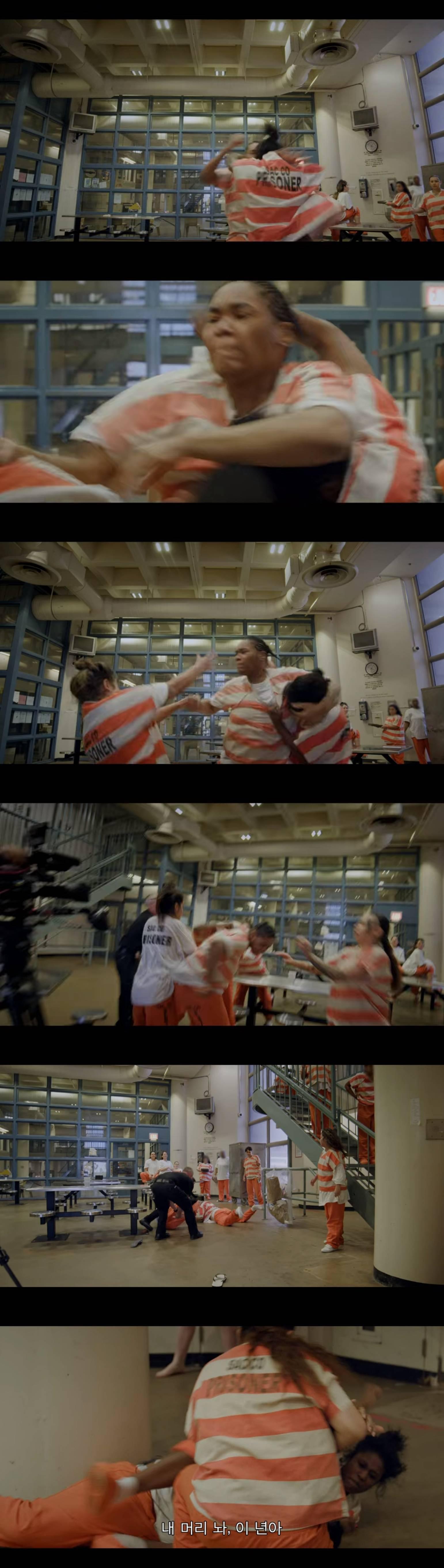 실제 미국 여자 구치소 안에서 벌어지는 일상을 취재해봤는데   인스티즈