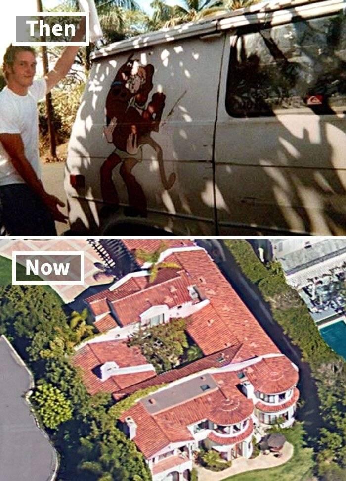 자수성가한 슈퍼스타들의 사는 집 변화.jpg | 인스티즈