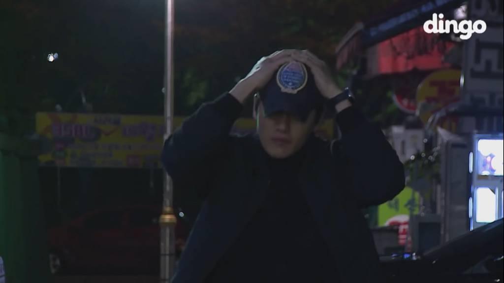 배우 유지태 개쩌는 분위기 (딩고) | 인스티즈