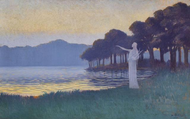 차가운 아침공기를 그림에 녹여낸 프랑스 화가 | 인스티즈
