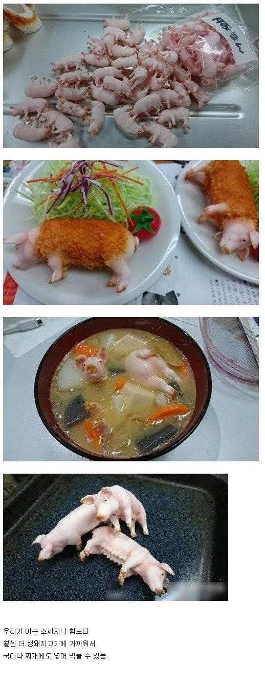 일본의 특이한 소세지.jpg | 인스티즈