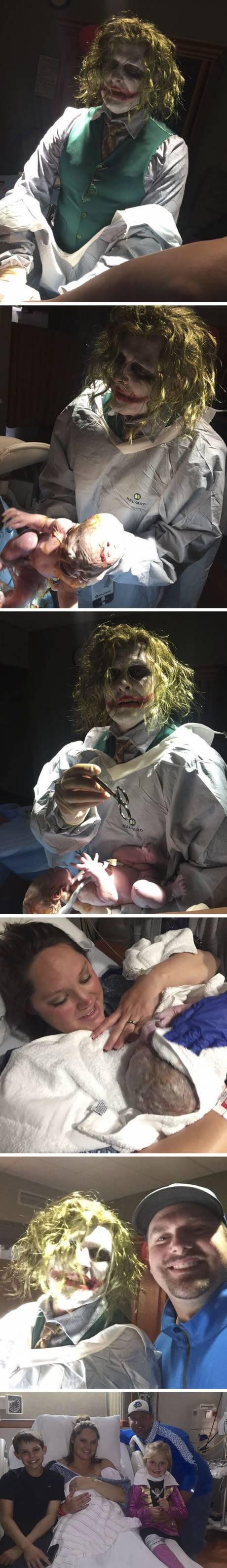 할로윈파티하다 응급수술 잡힌 의사   인스티즈