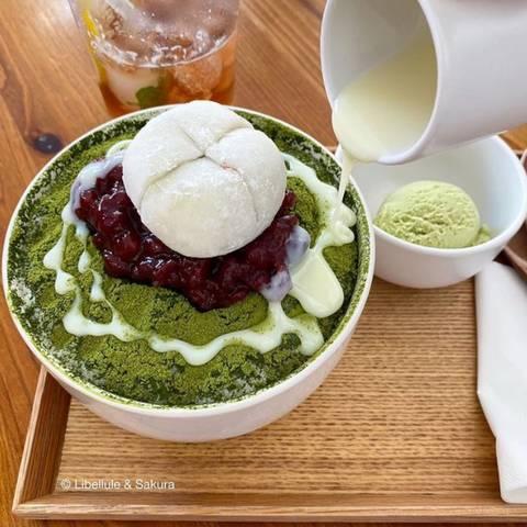 프랑스 파리에 있는 한국식 빙수 카페 | 인스티즈