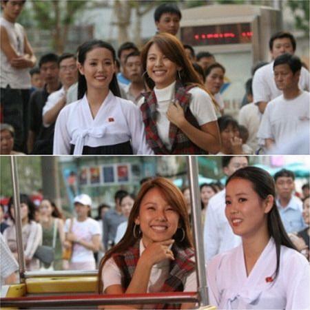 영화 '공작'에서 13년전인 05년도 광고를 재연했던 이효리.jpgif | 인스티즈