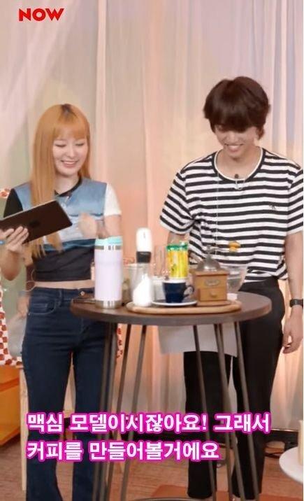 뱉어내는 이승윤, 다시 떠먹이는 레드벨벳 슬기 | 인스티즈